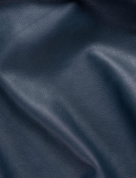 Granada blue leer